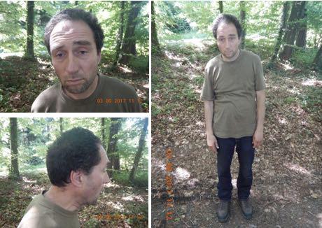 A gyanúsítottról kiadott képek