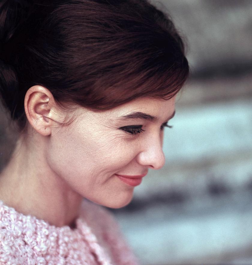 Törőcsik Mari 1962-ben.