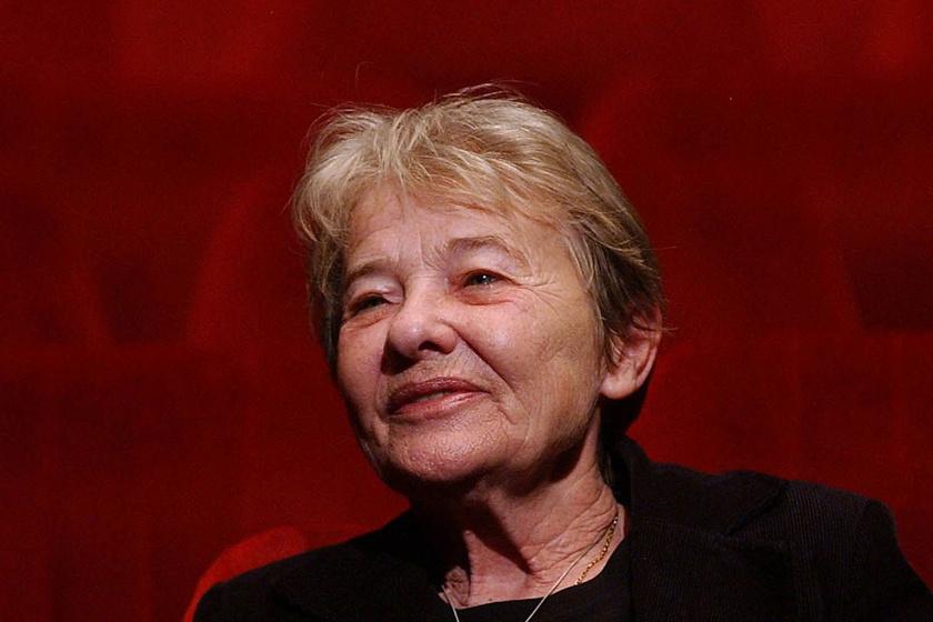 Törőcsik Mari 2005-ben a Katona József Színházban.