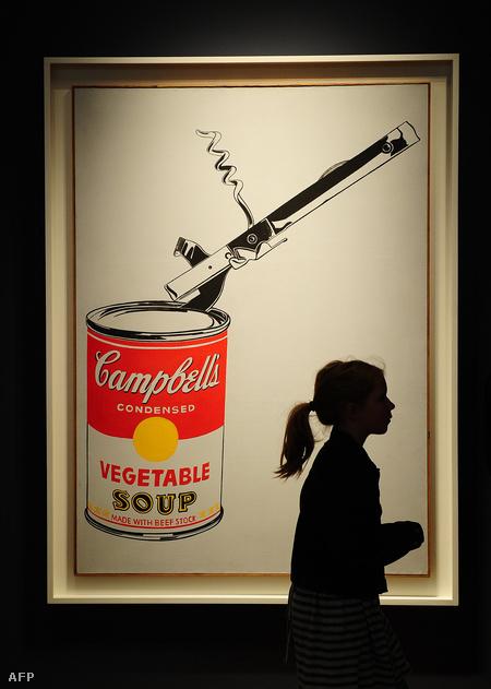 Warhol konzervnyitója