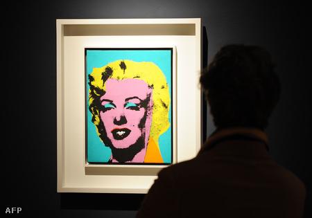 Warhol Monroe-ja