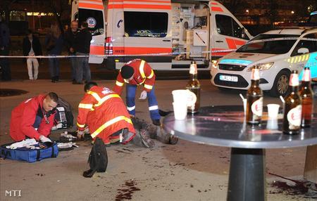 A Határ úton megszúrt férfit 40 perc után sem sikerült újraéleszteni
