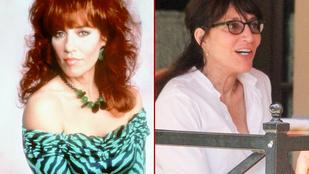 Peggy Bundy, vagyis Katey Sagal se sokat változott az elmúlt 30 évben