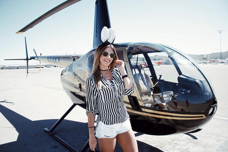 """""""Attól a pillanattól kezdve tudtam, hogy a jövőm az égbolthoz tartozik, és konkrétan helikopterpilóta leszek."""""""