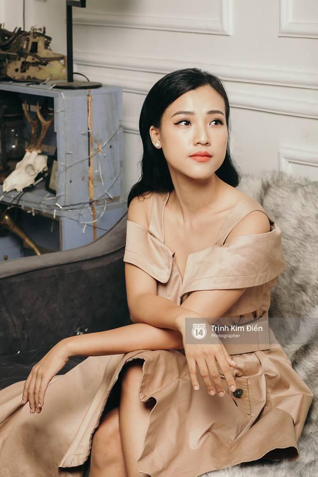 Vietnam sikeres modellje egy bizonyos Vũ Ngọc Hoàng Oanh, akit a képen lát