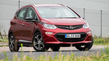 Az Opel Ampera-e-t is visszahívják