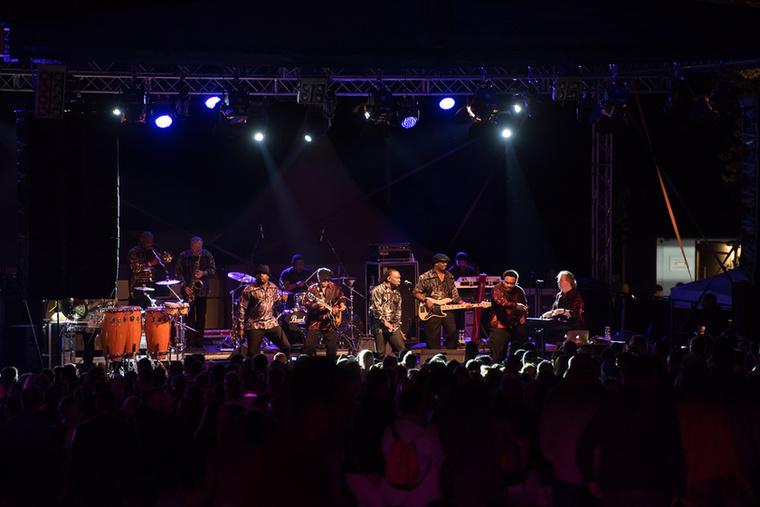 A fellépők egy olyan zenei világot képviselnek, ami ilyen mennyiségben egyetlen másik fesztiválon sincs
