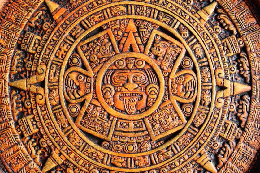 aztek-naptar