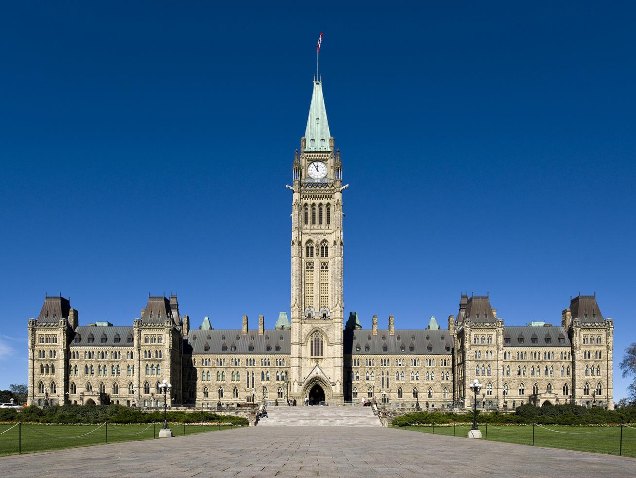 kanadai parlament