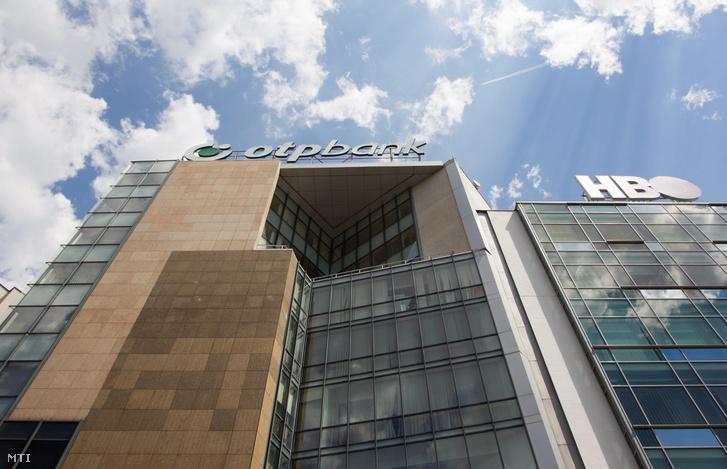 Az OTP Bank Románia székháza Bukarestben