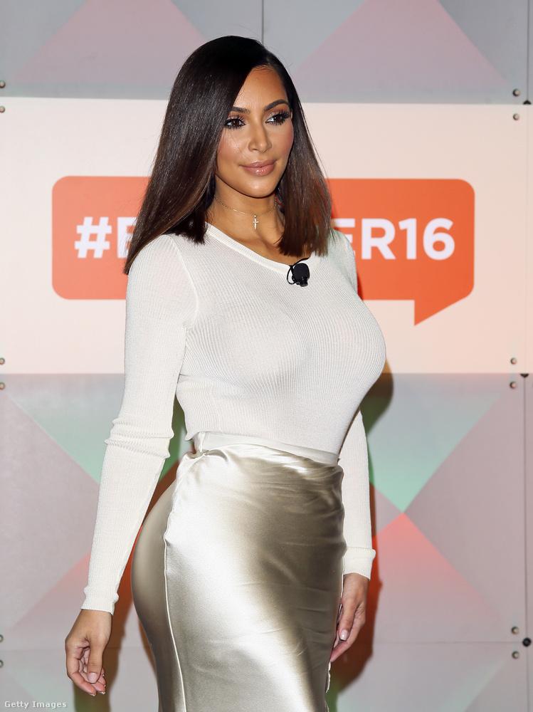 4.Na de vissza Kim Kardashianhez! 12 évesen jött össze első szerelmével, Michael Jackson unokaöccsével, T.J