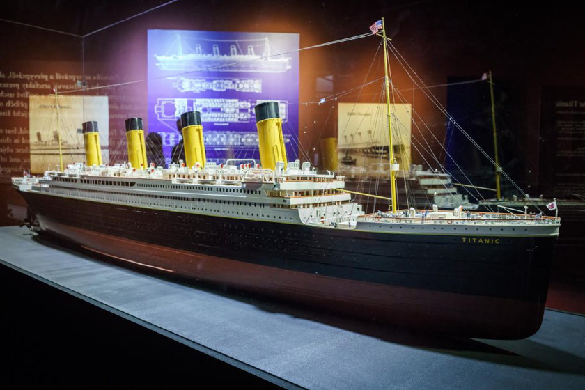 titanic-kiallitas