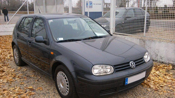 Golf IV: most utánad dobják