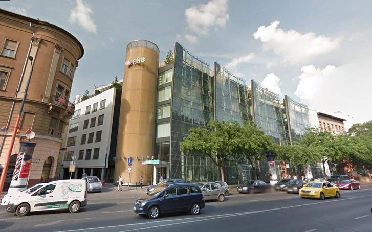 FHB Bank Üllői úti központi épülete
