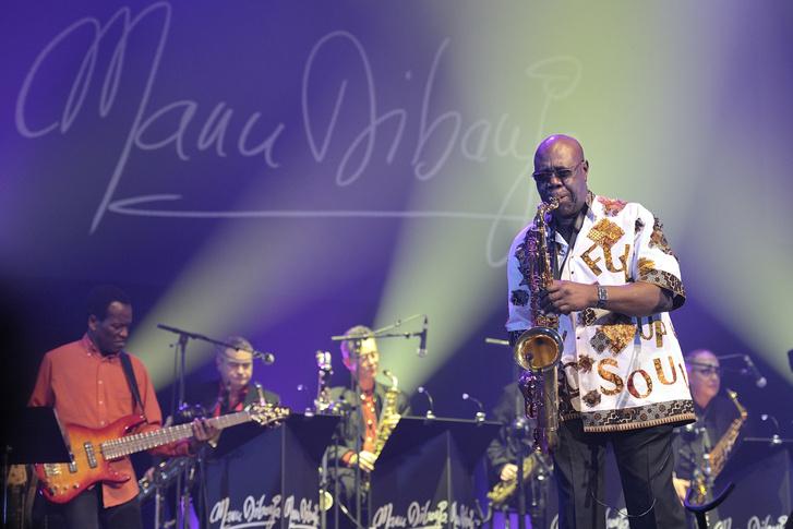 Manu Dibango és a Soul Makossa Gang