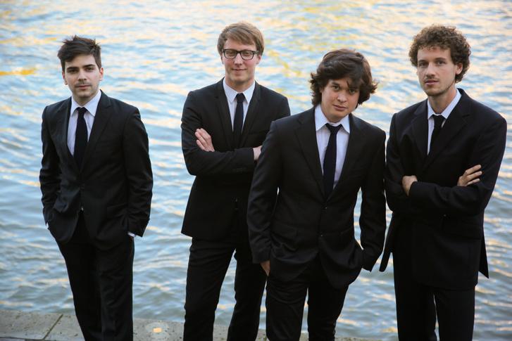 Quartett van Kuijk