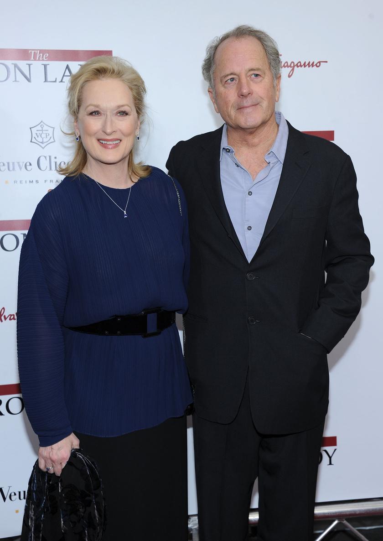 Meryl Streep 1978-ban ment feleségül Don Gummer szobrászhoz. Négy közös gyerekük született.