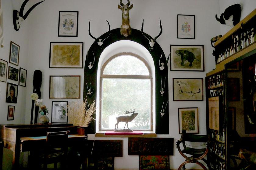balatonederics afrika muzeum