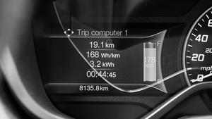 A 168 Wh/km nem különösebben jó fogyasztás