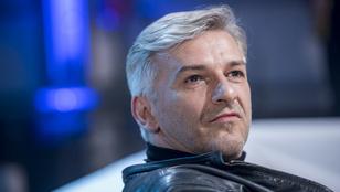 Zsűriként tér vissza az RTL Klubra Alföldi Róbert