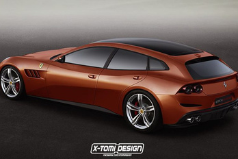 Szentségtörés: nem csak sportkocsit gyártana a Ferrari