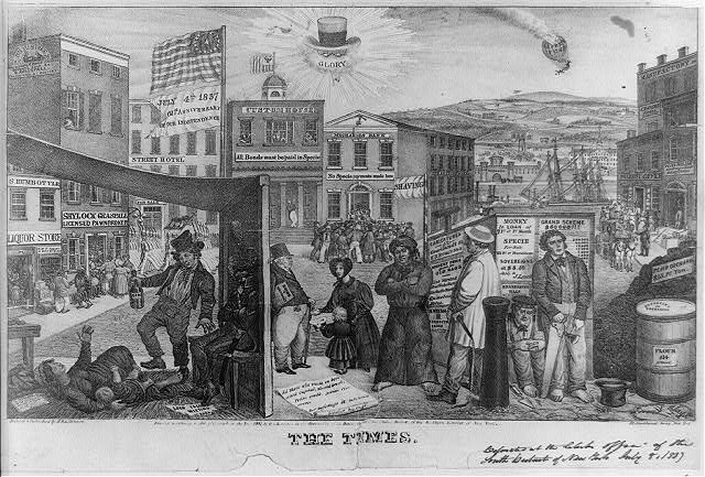 NYC-Flour-Riot-of-1837