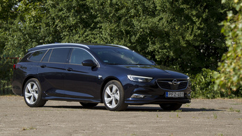 Teszt: Opel Insignia Sports Tourer Dynamic B 2.0 DTH AWD – 2017.