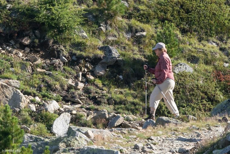 Úti céljuk ugyanis az olaszországi Solda volt, ahol 2200-2700 méteres magasságban nézhetnek szét.