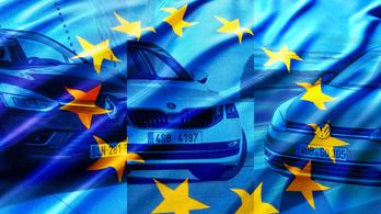 Tovább zsugorodott az európai autópiac