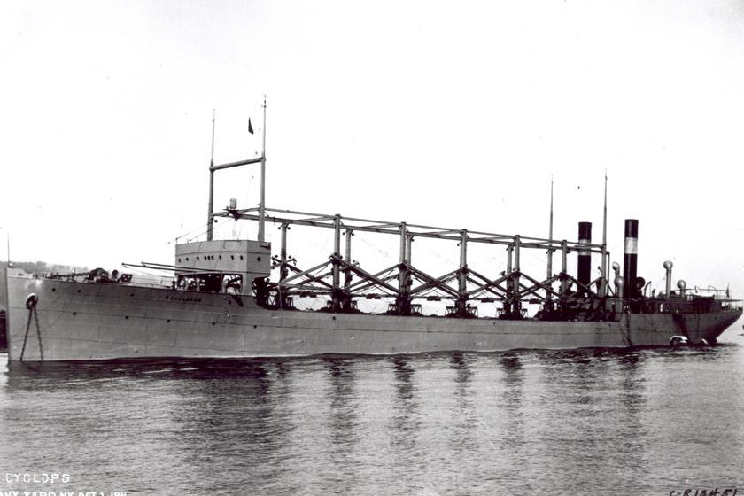 A közel száz éve eltűnt USS Cyclopsról a mai napig nem tudni semmit. A következő eset talán még ennél is rejtélyesebb.