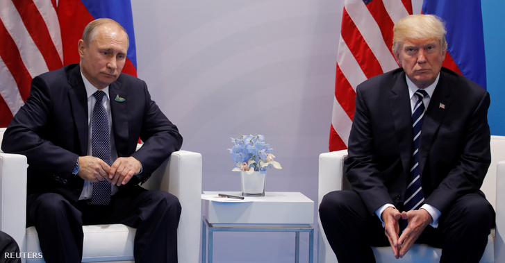 Putyin és Trump, a félelem tárgyai
