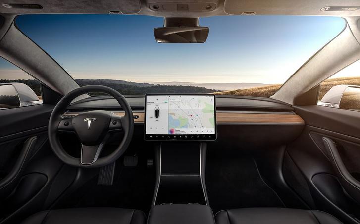 Tesla Model 3 szériaváltozat