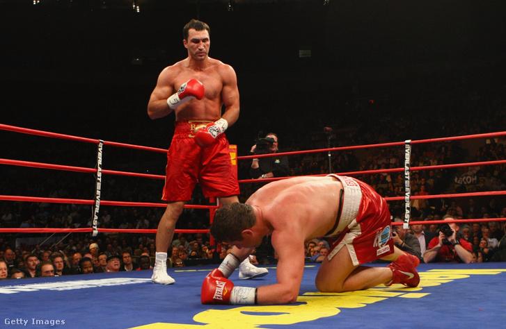 2008-ban nyerni tudott Szultan Ibragimovval szemben New Yorkban