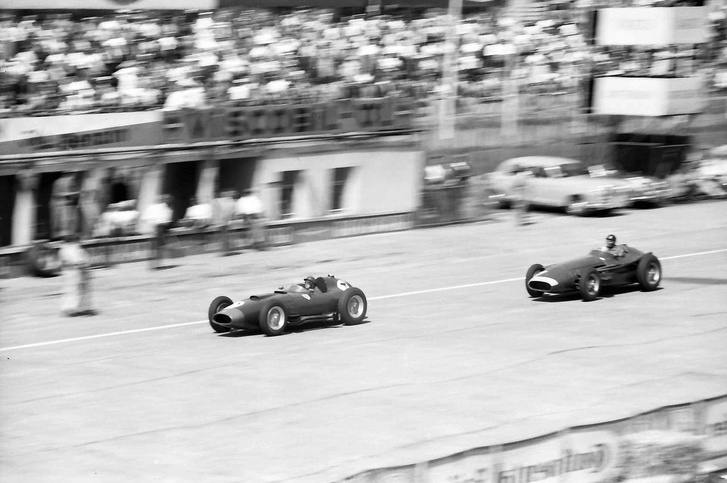 Fangio Collins nyomában