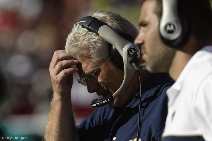 Mike Martz ötlete csinált szupercsapatot a Ramsből, volt is gondja, amikor Warner épp sérült volt