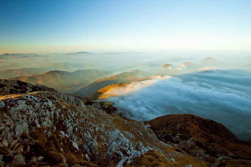 schneeberg a hegyteto