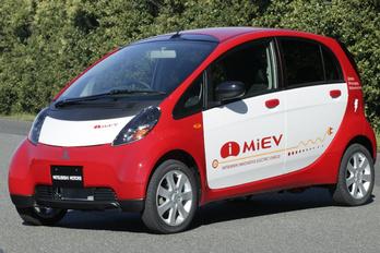 Véget ér a Mitsubishi villanyautójának pályafutása