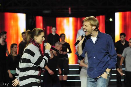 Lakatos Yvette Bereczki Zoltánnal énekelt duettet