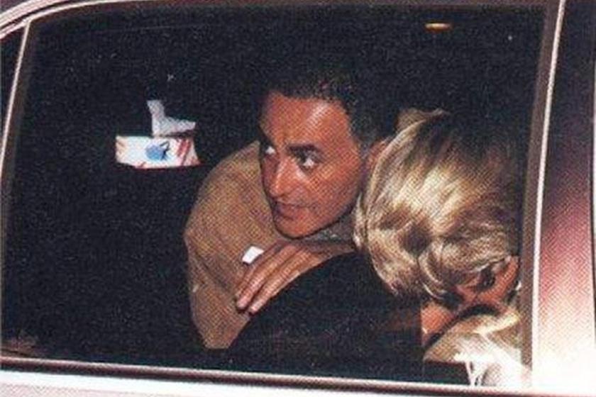 Diana és Dodi az utolsó útjukon