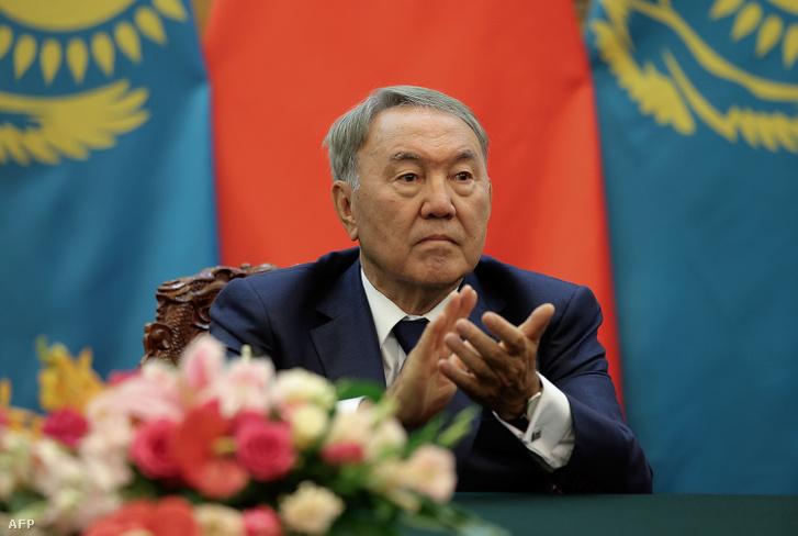 Nurszultán Nazarbajev