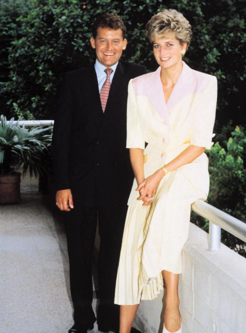 Paul Burell és Diana