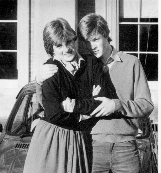 Diana és Charles még a régi szép időkben
