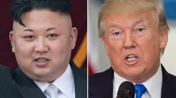 Donald Trump és Kim Dzsongun májusban találkoznak