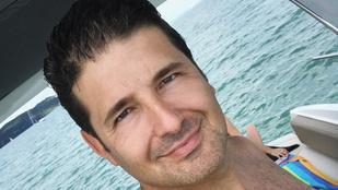 Hajdú Péter megszólalt a szakításról és üzent is az exének - hírek vizes törölköző mellé
