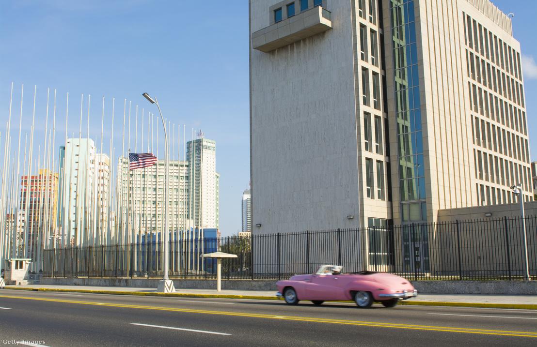 Az Egyesült Államok havannai nagykövetsége