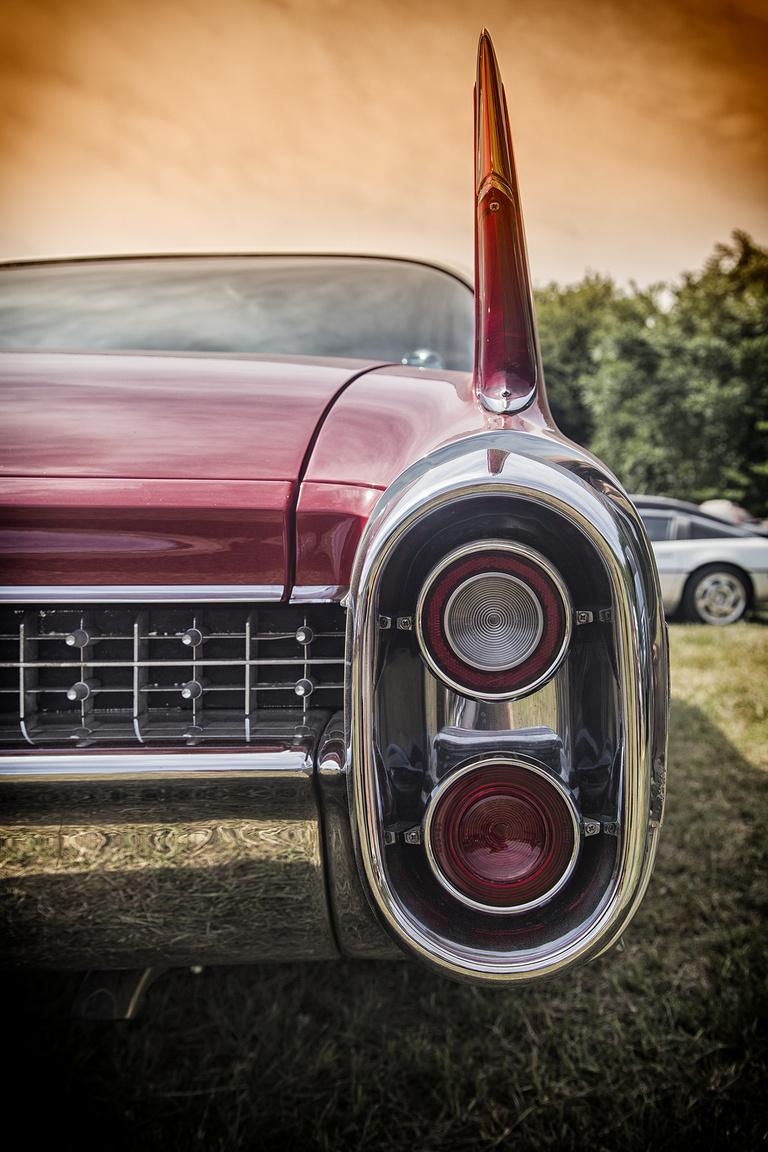 Iparművészet Cadillac-módra.