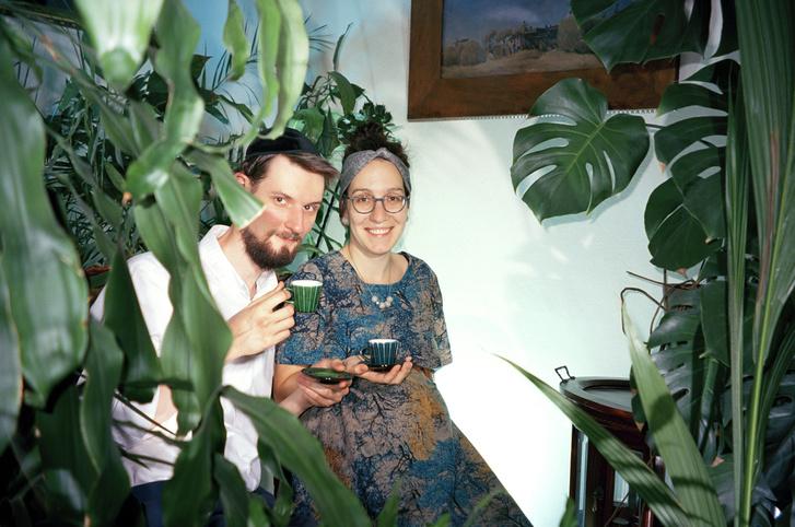 Szombat Éva: Anna és Viktor