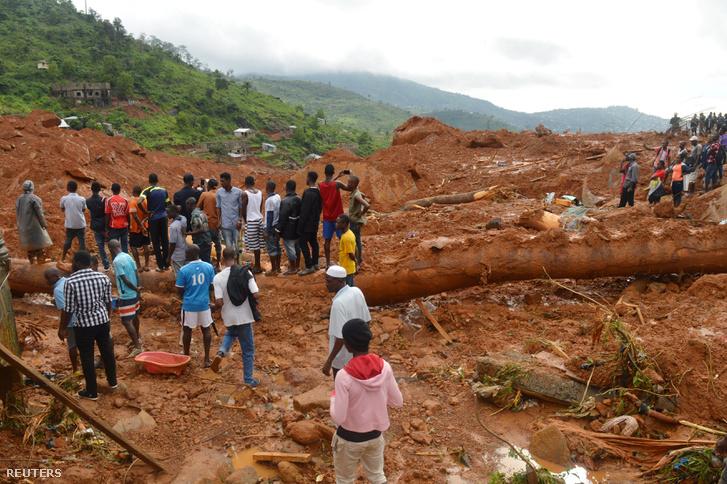 A katasztrófa után több ezren maradtak otthon nélkül, a Vöröskereszt járványoktól tart.