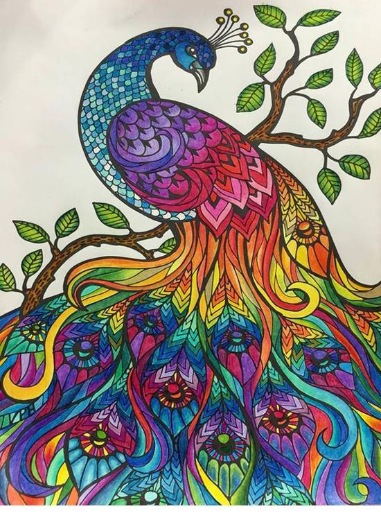 A színezés rendkívüli fejlesztő, stressz- és feszültségoldó hatással van a szervezetre, nem csoda, hogy még az okostelefonozó tinik körében is népszerű!