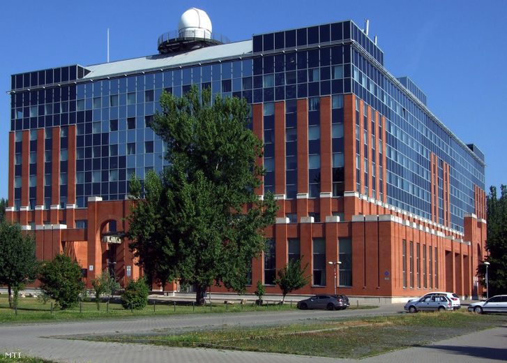 Az ELTE TTK déli épülettömbje